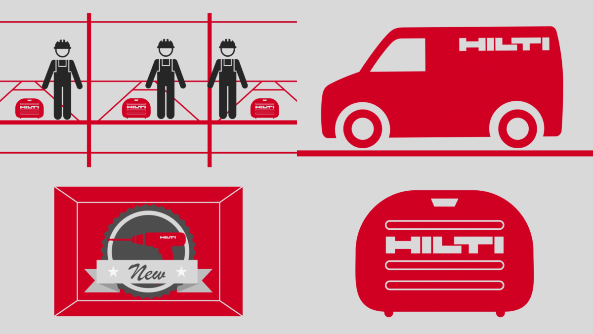Hilti. Fleet Management