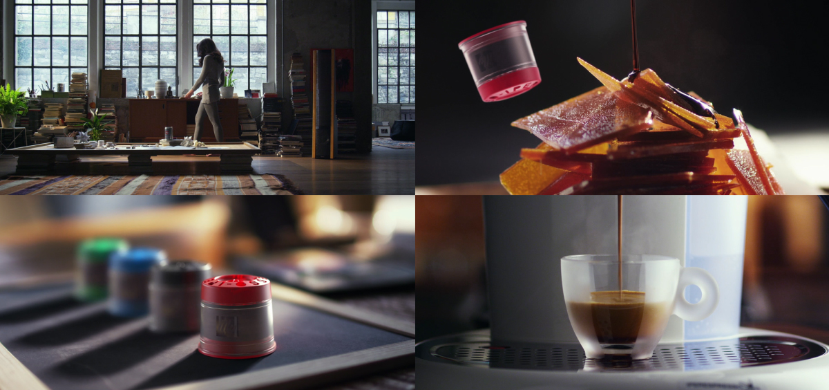 Illy. Iperespresso: il blend